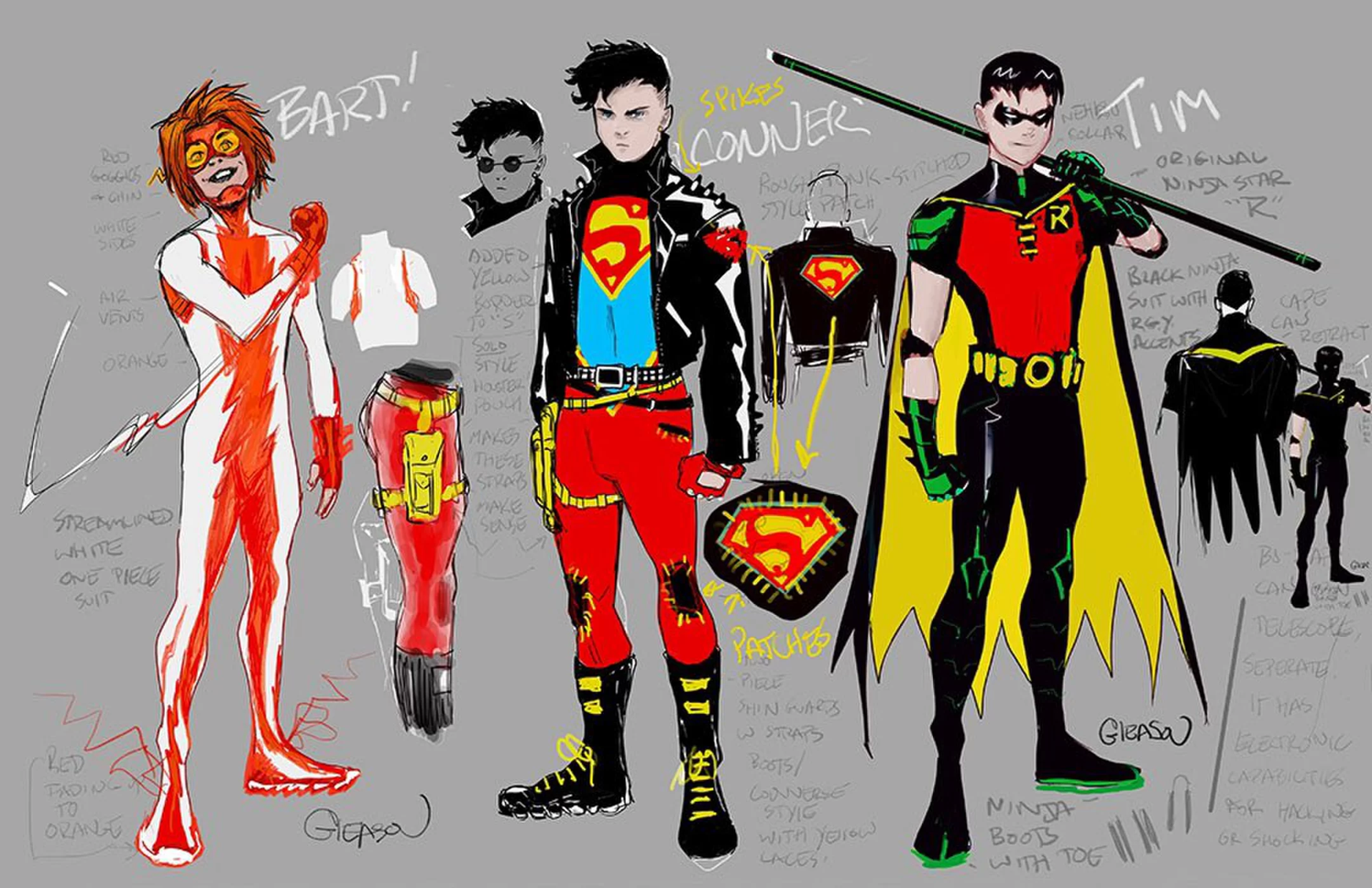 Gone But Not Forgotten | Robin comics, Nightwing young ... |Young Justice Tim Drake Red Robin