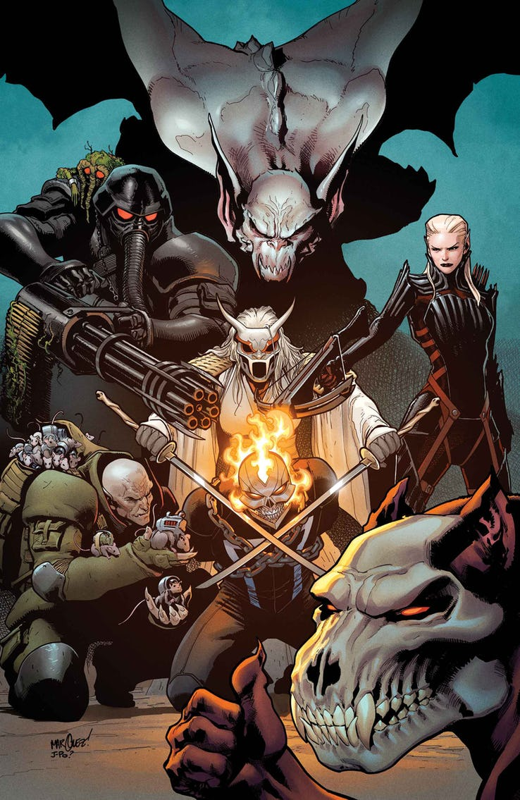 The Avengers: Marvel Comics Universe & February 2019 Solicitations