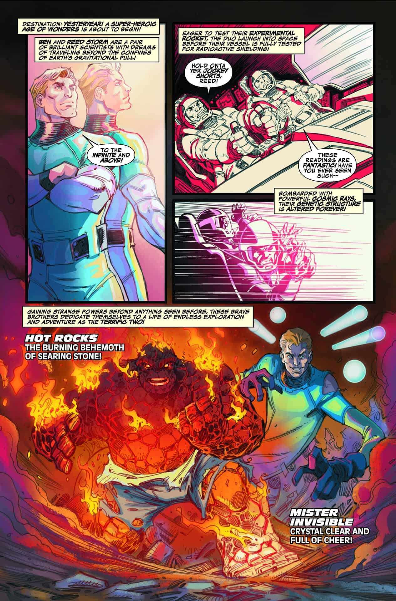 marvel comics universe  u0026 infinity wars  infinity warps  1 spoilers  two