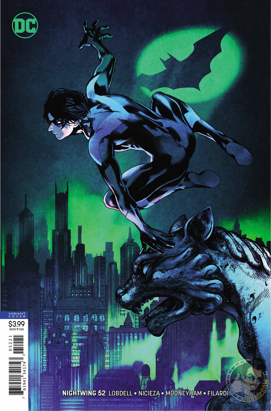 Four (4) Nightwings Replace One (1) Dick Grayson?
