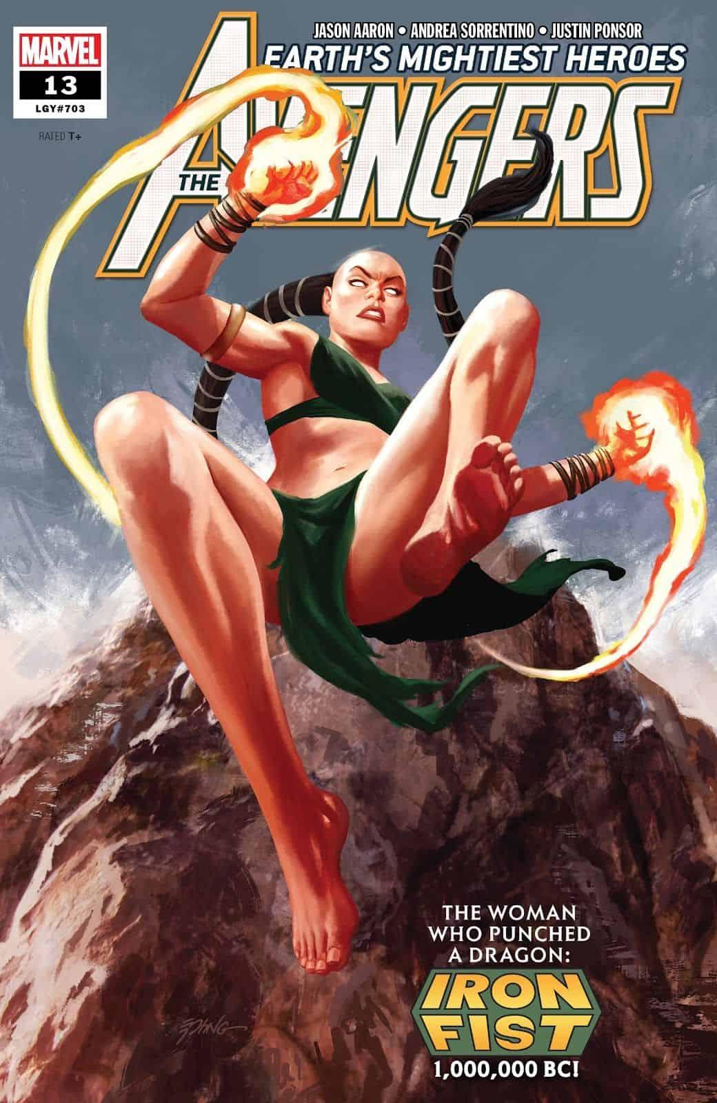The Avengers: Marvel Comics Universe & Avengers #13 Spoilers: Secret