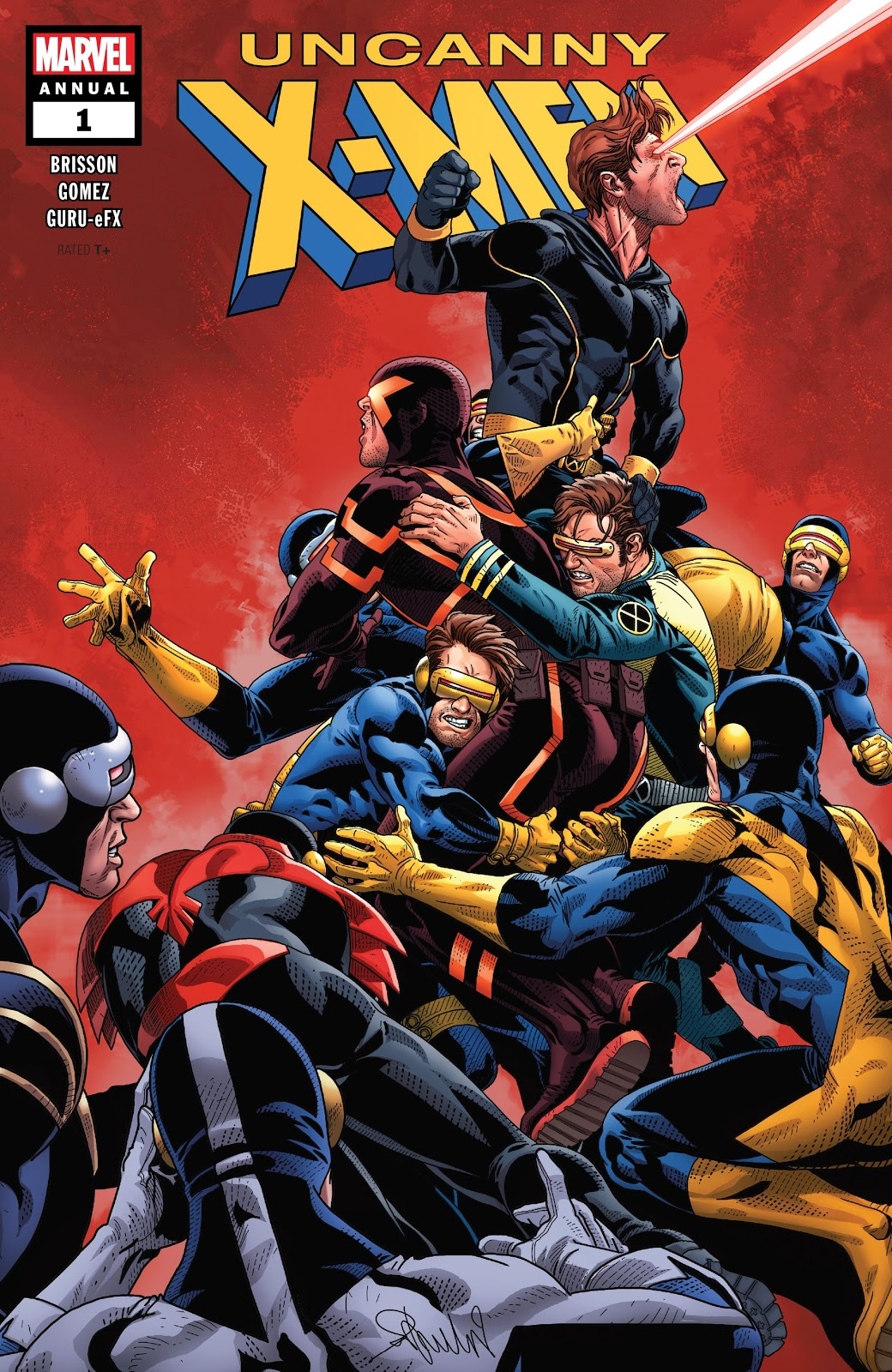 Marvel Xmen