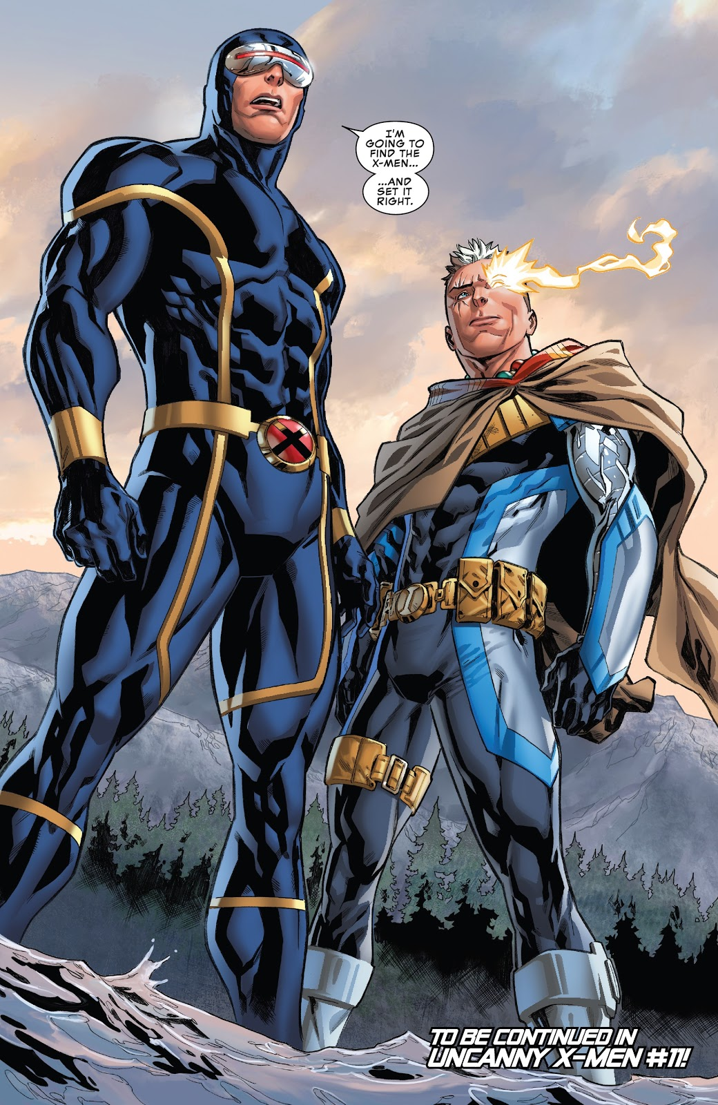Marvel Comics Universe & Uncanny X-Men Annual #1 Spoilers ...X Men Cyclops Comic