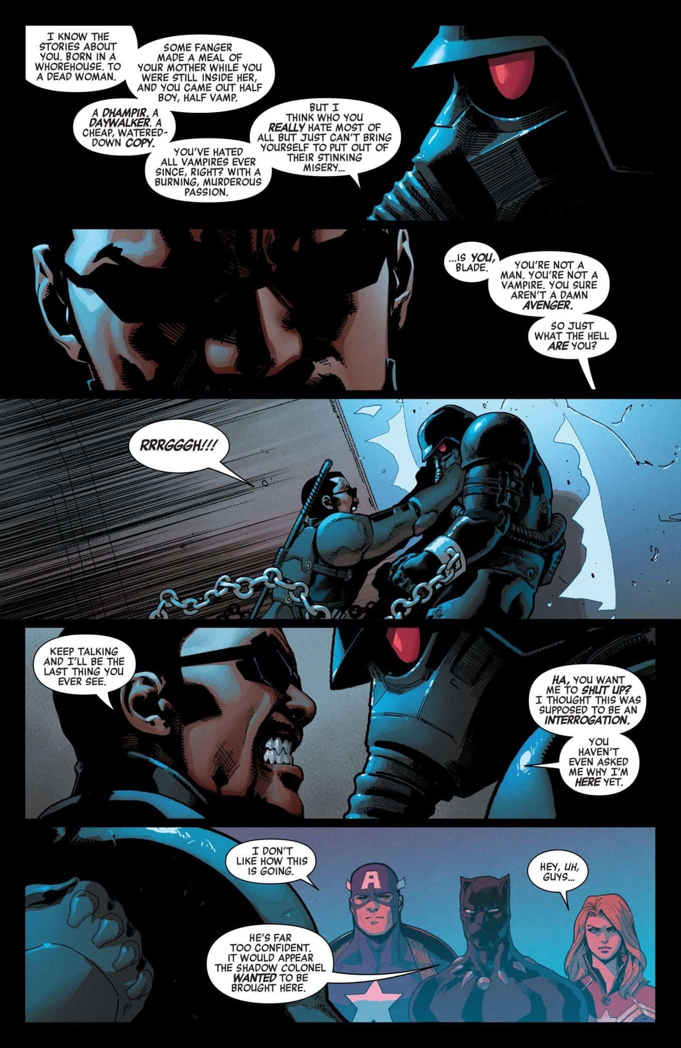 The Avengers: Marvel Comics Universe & Avengers #14 Spoilers: Civil War