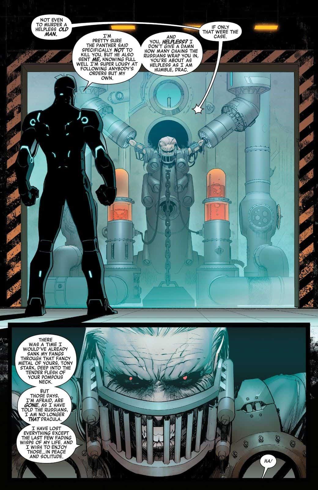 Marvel Comics Universe & Avengers #15 Spoilers: Winter Guard