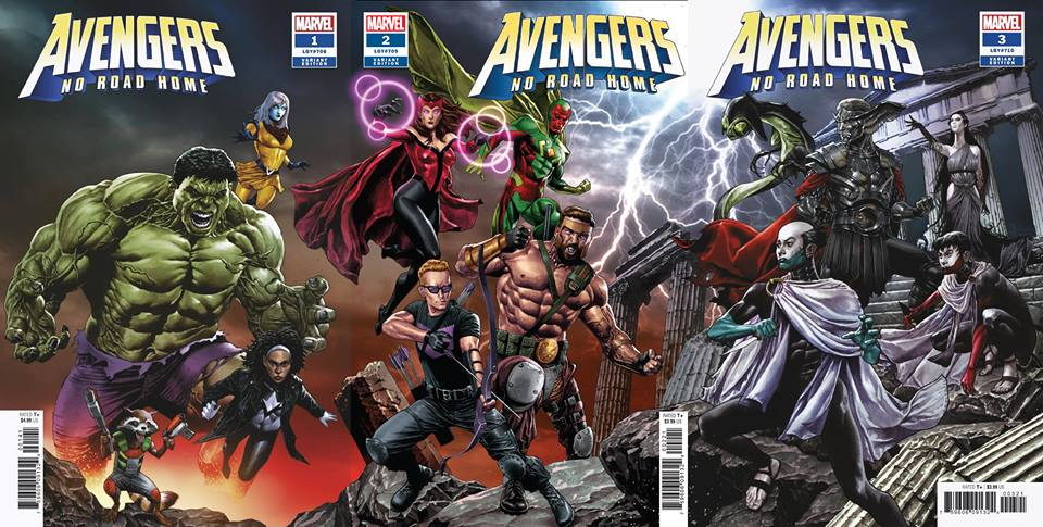 Image result for no road home avengers
