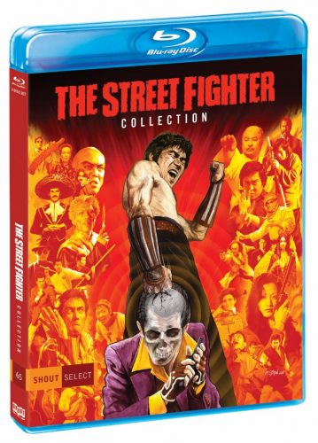 Sonny Chiba Busts Heads In The Street Fighter Collection On March 26 Inside Pulse