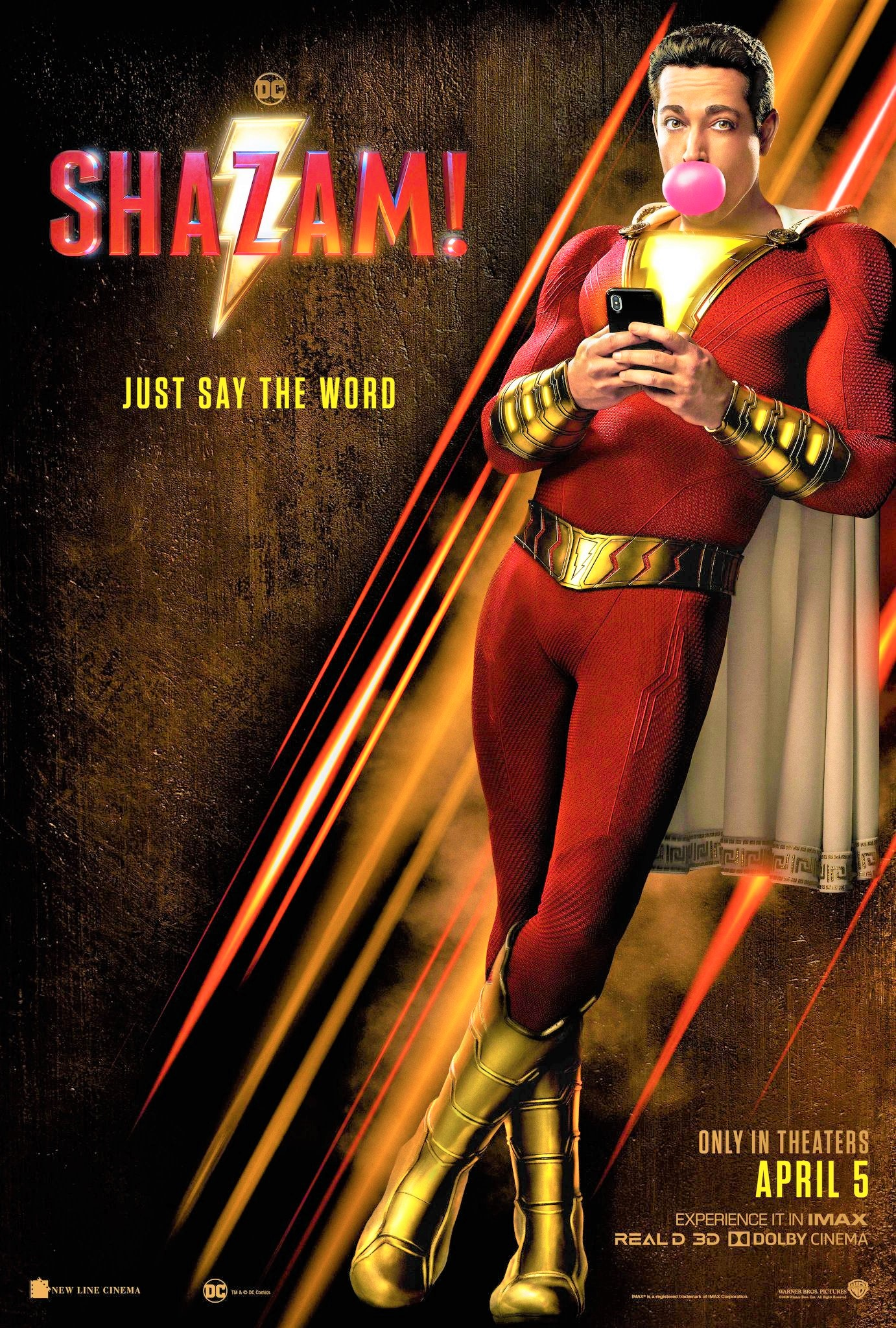 DC Comics Universe & Shazam Spoilers: On Eve Of Shazam