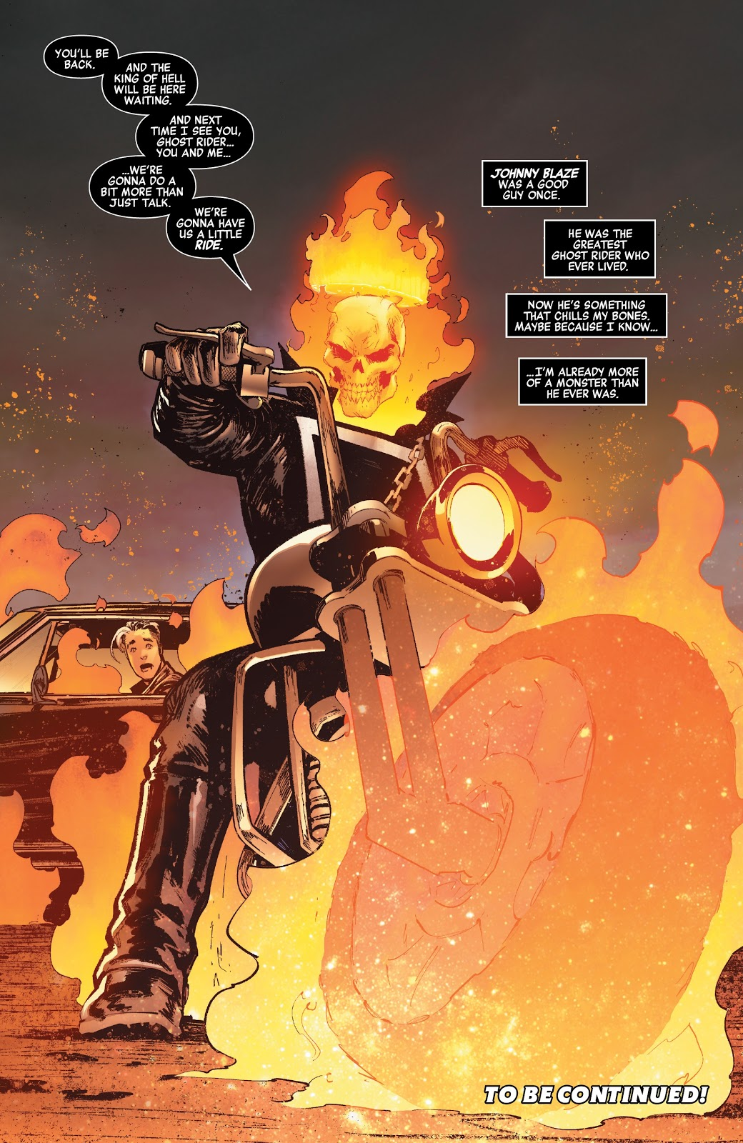 Avengers Endgame 2019 Ghost riders book
