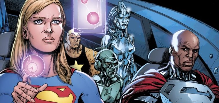 Dc Comics Universe Doomsday Clock 10 Aftermath Doomsday Clock