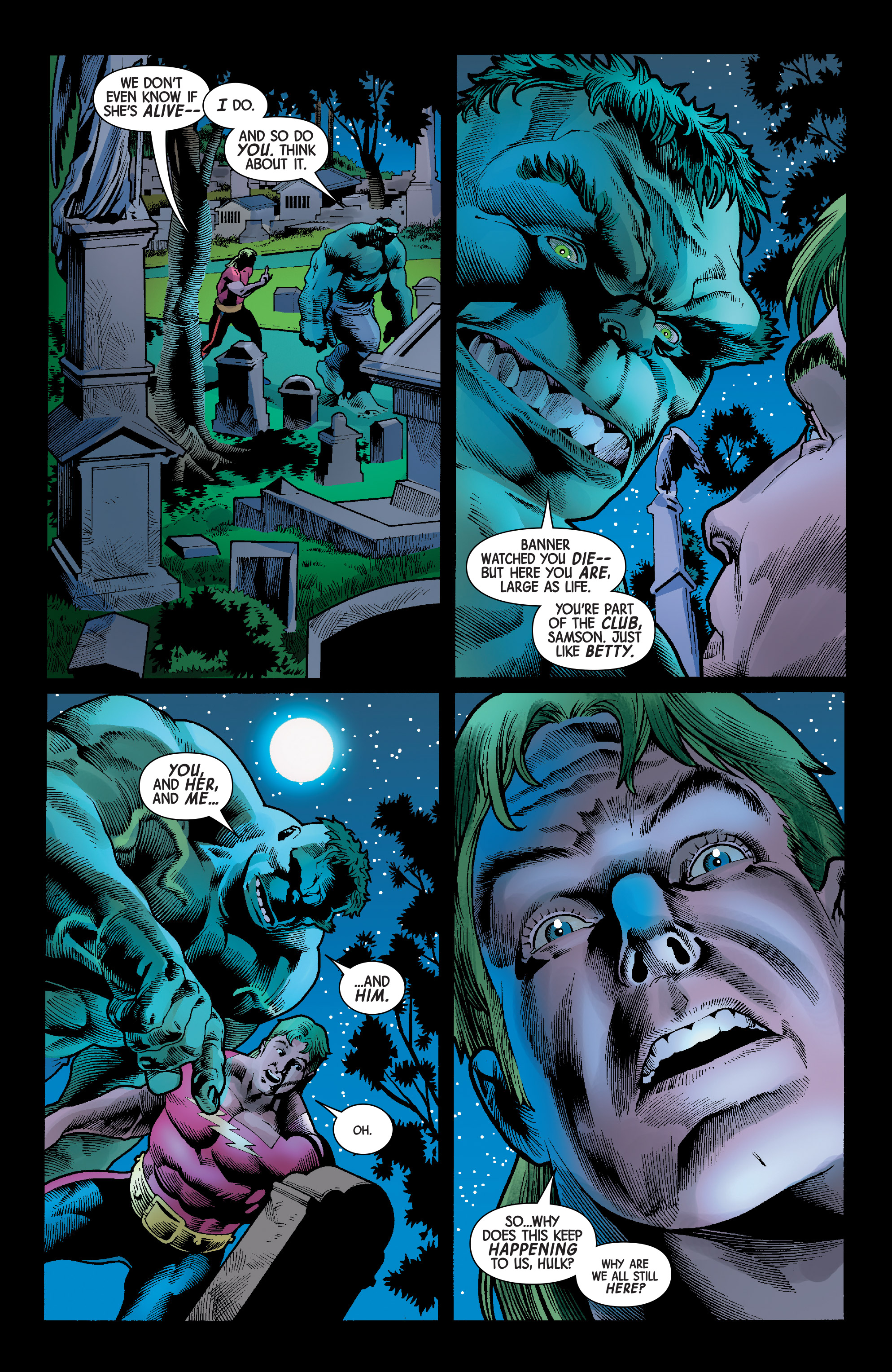 Marvel Comics Universe & Immortal Hulk #15 Spoilers: This Issue Changes EVERYTHING For Marvel's ...