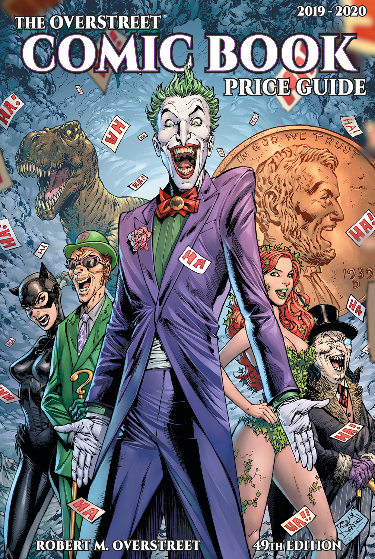 comic batman joker rogues comics guide tony anniversary 80th daniel overstreet 1000 hit stores detective celebrates inside previewsworld reports