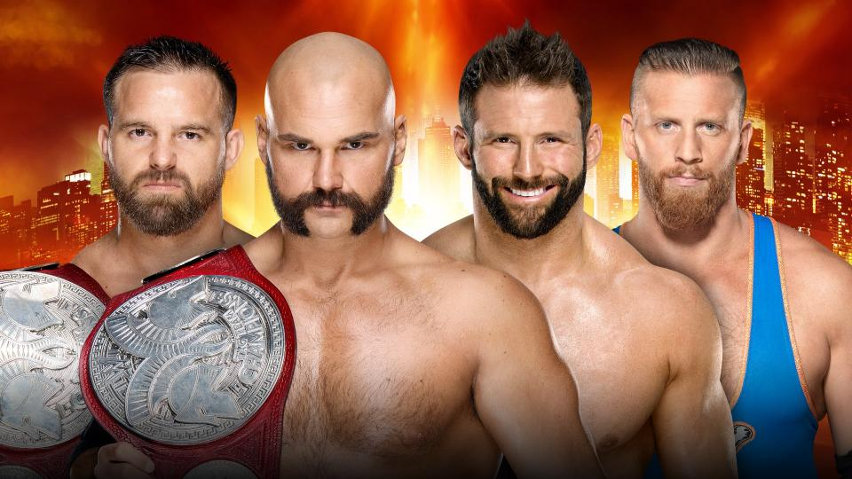 Wrestlemania 35 Results Spoilers: WWE Raw Tag Team