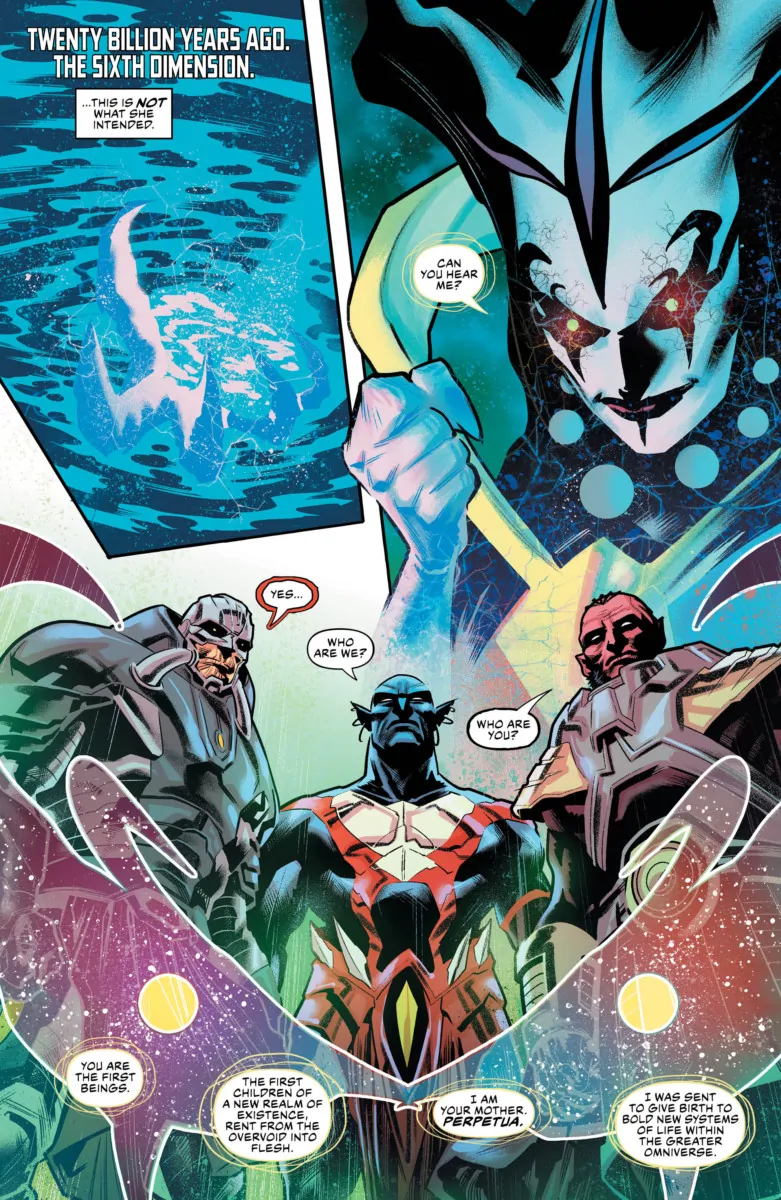 dc comics universe  u0026 justice league  22 spoilers  the