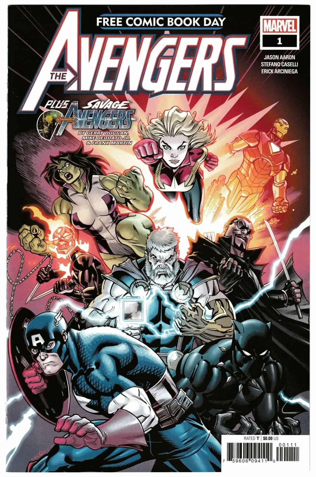 The Avengers Online