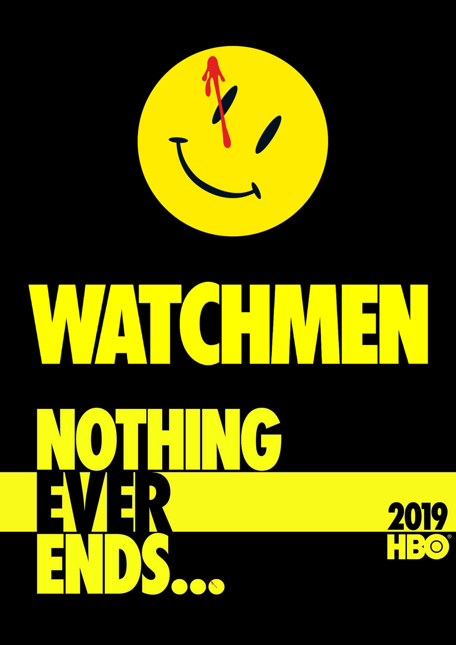Hbo Watchmen Series Compared To Bible By Producer Damon Lindelof