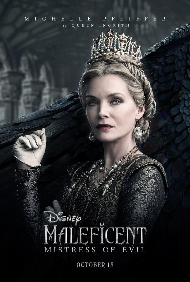 Disney Releases Maleficent 2 Movie Poster Teaser Trailer