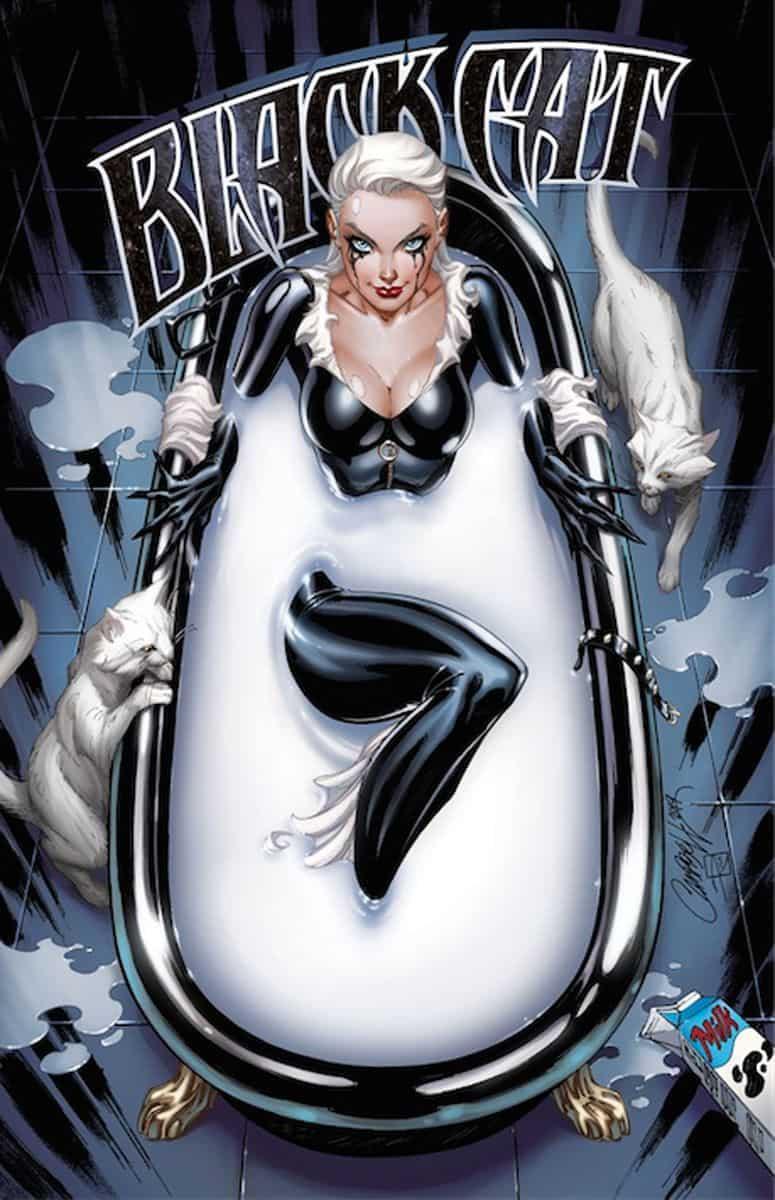 Marvel Comics Universe & Black Cat #1 Spoilers & Review ...