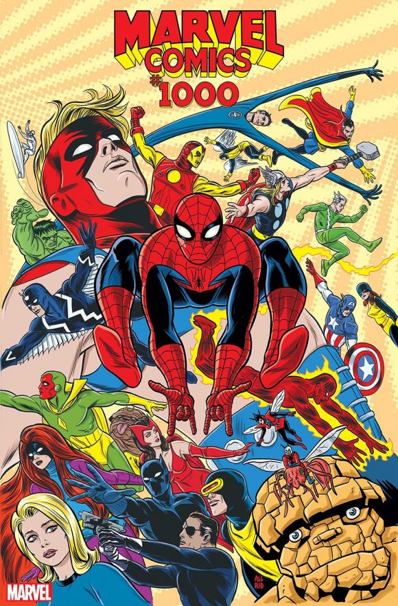 1000 Images About Bi Level Homes On Pinterest: Marvel Comics #1000 Releases 14 Covers Including 13