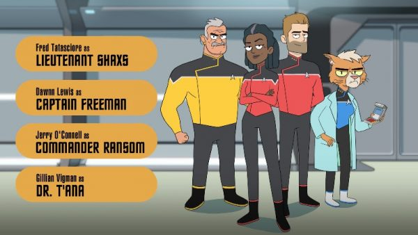 SDCC 2019, CBS & Star Trek Spoilers: First Look At Star Trek