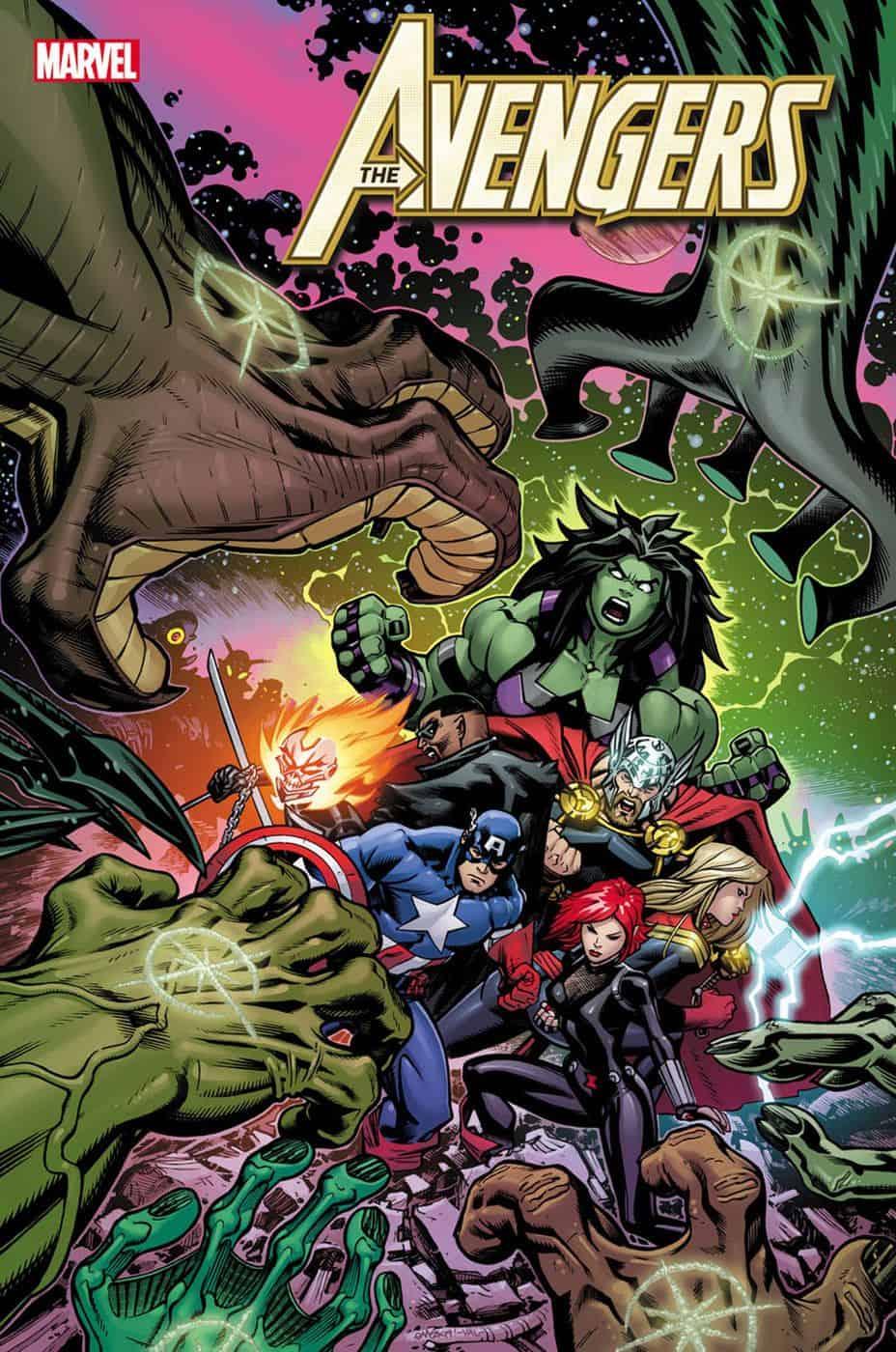 Marvel Comics Universe & November 2019 Solicitations