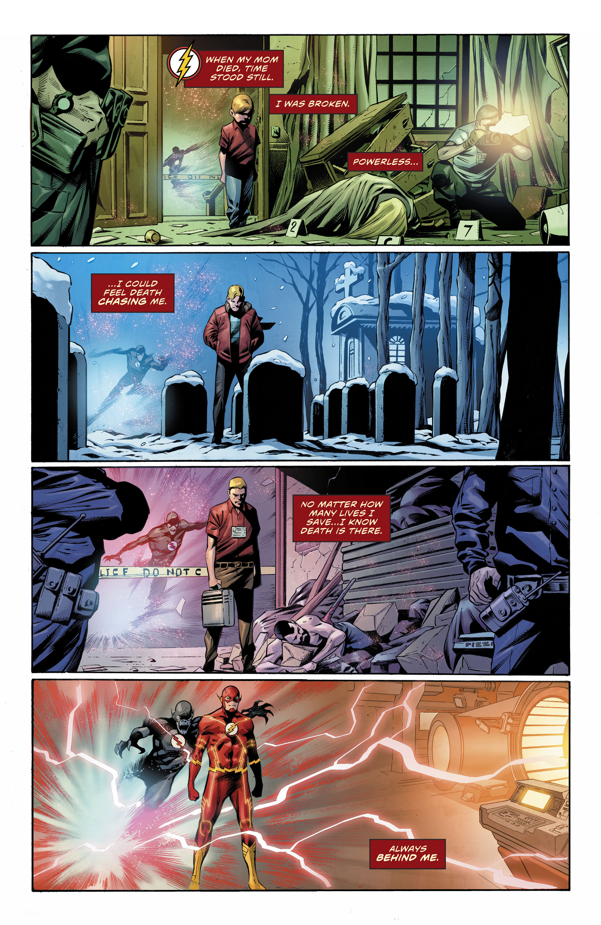 Dc Comics Universe The Flash 78 Spoilers Speed Force Is Dying But Black Flash Of Death After New Forces Still Force Strength Force Sage Force Inside Pulse