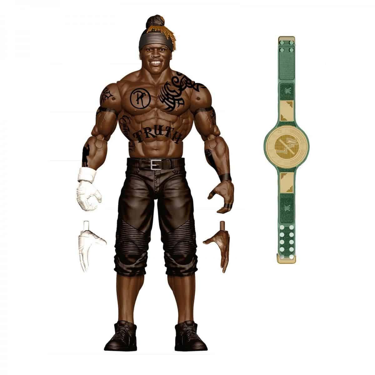 WWE Mattel 2012 Basic Superstars John Cena Figurine #15