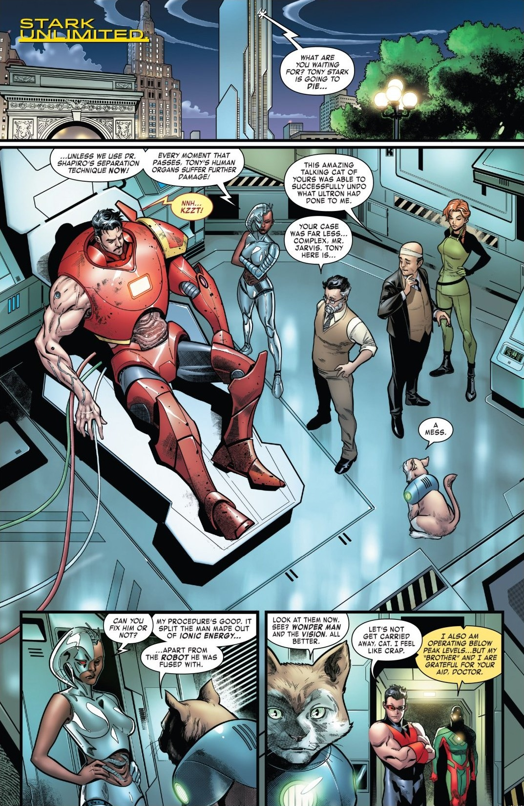 Marvel Comics Universe Tony Stark Iron Man 18 Spoilers Review Penultimate Issue Continues To Set Up Iron Man 2020 Marvel 2020 Inside Pulse