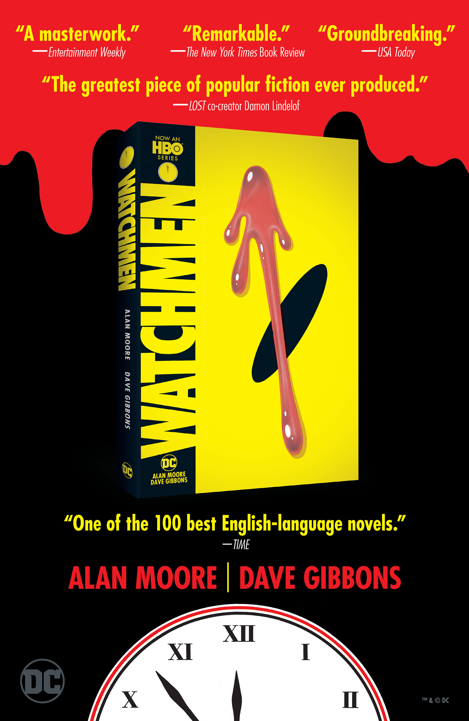 Dc Comics Hypes The Watchmen As Doomsday Clock 12 Finale Upon Us