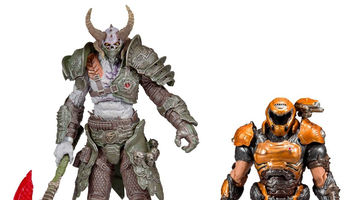 New Doom Eternal Action Figures Coming From Mcfarlane Inside Pulse