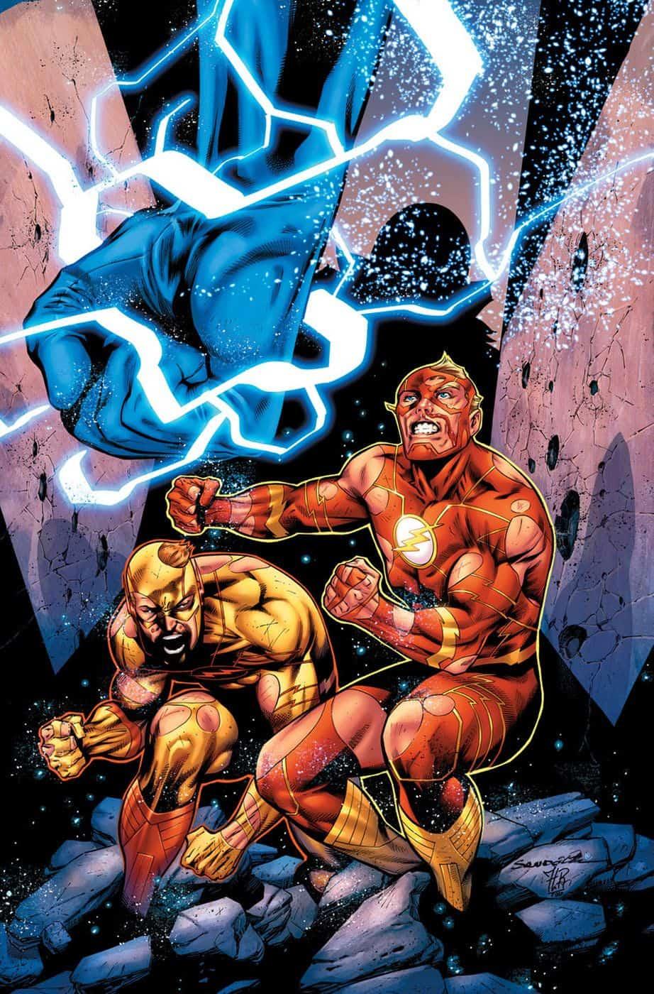 DC Comics Universe & May 2020 Solicitations Spoilers: Reverse Flash Aids Flash Vs. Paradox, But