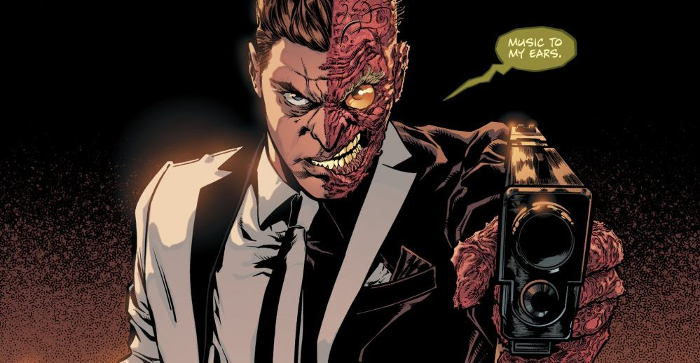 DC Comics Universe & Detective Comics #1021 Spoilers & Review: Batman  Fights Two-Face As Two-Face Fights Harvey Dent Over His New Religion? |  Inside Pulse