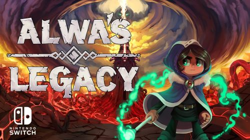 [Review] Alwa's Legacy (Nintendo Switch)