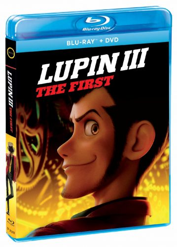 Lupin III: The First brings master thief to CGI   Inside Pulse
