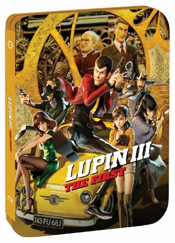 Lupin Iii The First Brings Master Thief To Cgi Inside Pulse