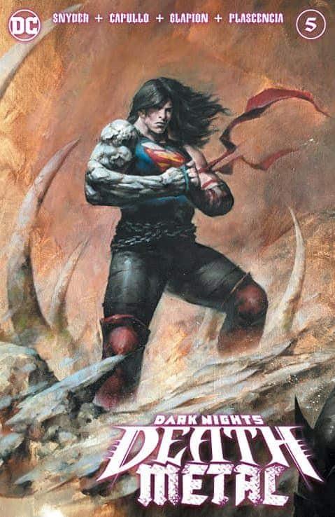 DC Comics & Dark Nights: Death Metal #5 Spoilers & Review: A New Beginning For Multiverse?! Justice League & Legion Of Doom! Batman Who Laughs Vs. Perpetua!