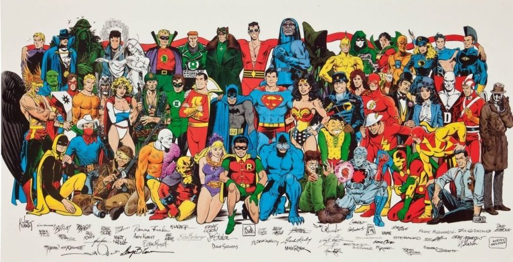 End Of An Era For DC Comics Almost 50 Years In The Making! (Sans Spoilers)