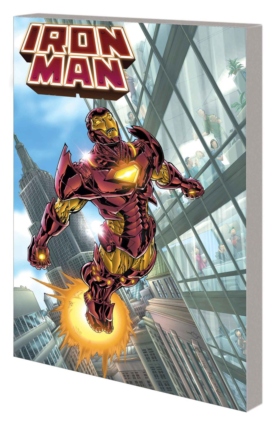 Marvel Comics & April 2021 Solicitations Spoilers: Comic Book Icon Mike Grell's Iron Man Run For A New Generation!