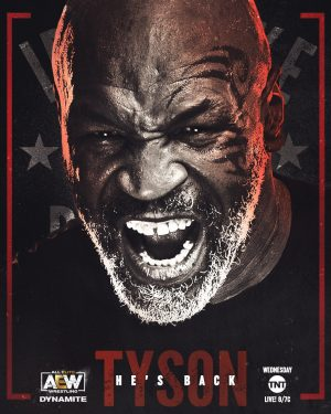 Mike Tyson Returns To AEW Dynamite As A Special Enforcer In Ongoing War Between The Pinnacle and The Inner Circle! April 14, 2021 AEW Dynamite Preview!