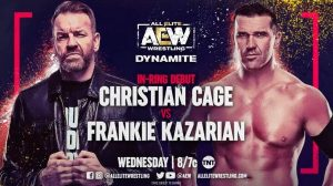 AEW's Christian Cage Assesses First One-On-One Wrestling Match In 7 Years With WWE's Edge!